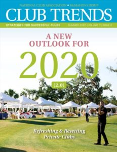 Club Trends Summer 2020: A New Outlook for Clubs