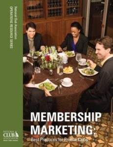 Membership Marketing: Best Practices for Private Clubs