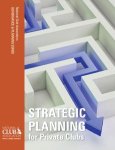Strategic Planning for Private Clubs